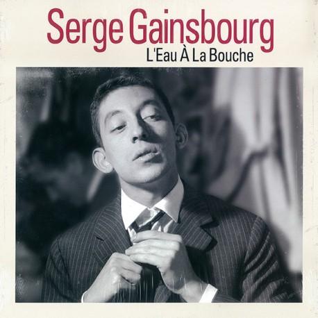 GAINSBOURG Serge : LP L'Eau À La Bouche