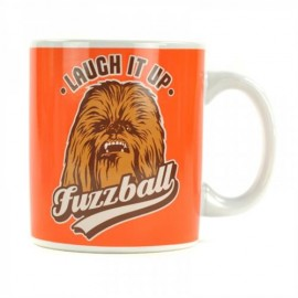 STAR WARS  MUG : Fuzzball - Laugh It Up