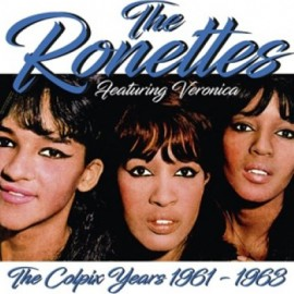 RONETTES (the) : LP The Colpix Years 1961-1963