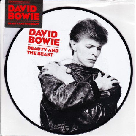 BOWIE David : Picture Beauty And The Beast
