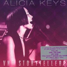 KEYS Alicia : CD+DVD VH1 Storytellers