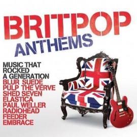 VARIOUS : CDx2 Britpop Anthems