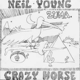 NEIL YOUNG : LP Zuma