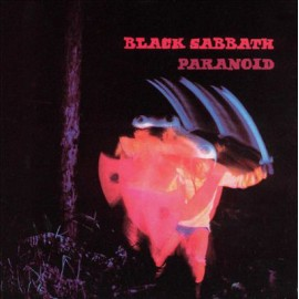 BLACK SABBATH : LP Paranoid