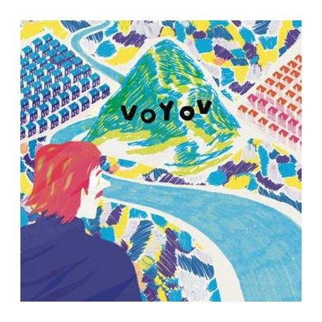 """VOYOU : 12""""EP On S'Emmène Avec Toi"""
