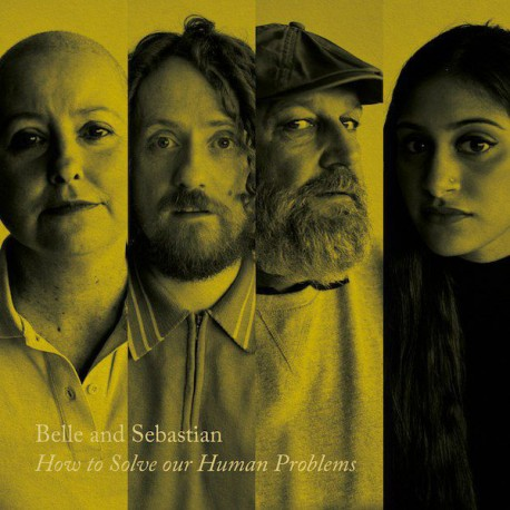 """BELLE AND SEBASTIAN : 12""""EP How To Solve Our Human Problems (Part 2)"""