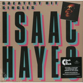HAYES Isaac : LP Greatest Hit Singles