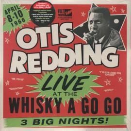 REDDING Otis : LPx2 Live At The Whisky A Go Go