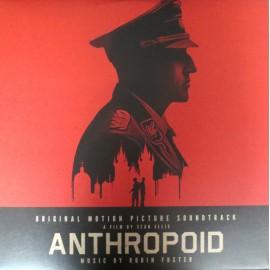 FOSTER Robin : LP Anthropoid