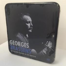 BRASSENS Georges : CDx3 Les Plus Belles Chansons De Son Répertoire