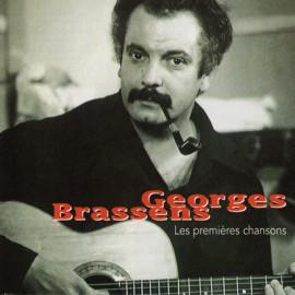 BRASSENS Georges : CD Les Premières Chansons
