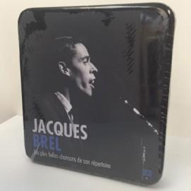 BREL Jacques : CDx3 Les Plus Belles Chansons De Son Répertoire