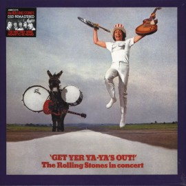 ROLLING STONES (the) : LP Get Yer Ya-Ya's Out! - The Rolling Stones In Concert