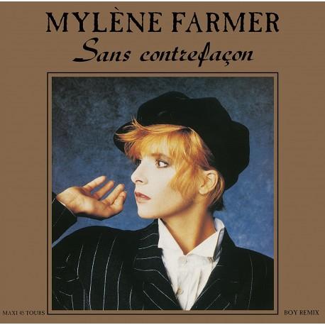 "MYLENE FARMER : 12""EP Sans contrefaçon"