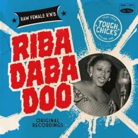 VARIOUS : LP Riba Daba Doo - Tough Chicks
