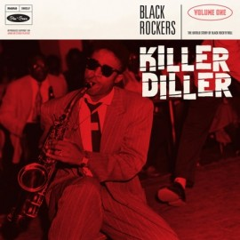 VARIOUS : LP Killer Diller : Black Rockers