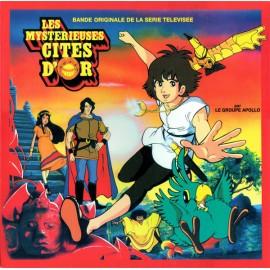 APOLLO : LP Les Mystérieuses Cités D'Or