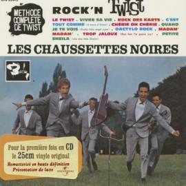2nd HAND / OCCAS : CHAUSSETTES NOIRES (les) : CD Rock 'N Twist