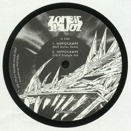 "ZOMBIE ZOMBIE : 12""EP Hippocampe"