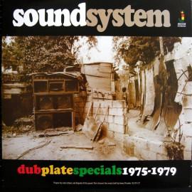 VARIOUS : LP Sound System Dub Plate Specials 1975-1979