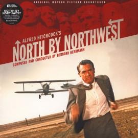 HERRMANN Bernard : LPx2 Alfred Hitchcock's North By Northwest
