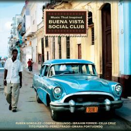 BUENA VISTA SOCIAL CLUB : LPx2 Music That Inspired Buena Vista Social Club