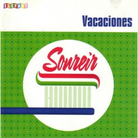 VACACIONES : CD Sonreir