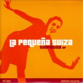 """PEQUENA SUIZA (la) : 10""""EP Simpático EP"""