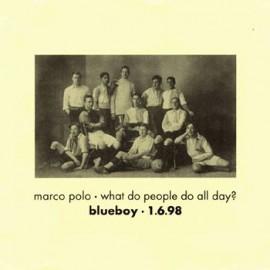 BLUEBOY : Marco Polo