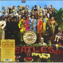 BEATLES (the) : LP Sgt. Pepper's Lonely Hearts Club Band