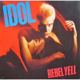 IDOL Billy : LP Rebel Yell