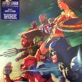 ELFMAN Danny : LPx2 Justice League