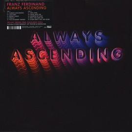 FRANZ FERDINAND : LP Always Ascending (colored)