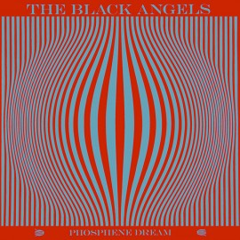 BLACK ANGELS (the) : LP Phosphene Dream