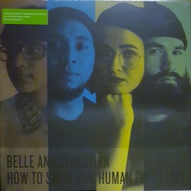 """BELLE AND SEBASTIAN : 12""""EPx3 How To Solve Our Human Problems"""