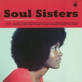 VARIOUS : LP Soul Sisters - Classics By The Queens Of Soul Music