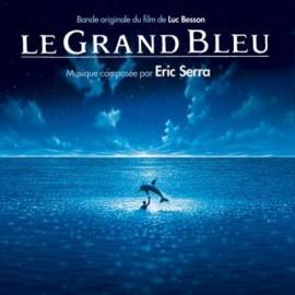 SERRA Eric : LPx2 Le Grand Bleu