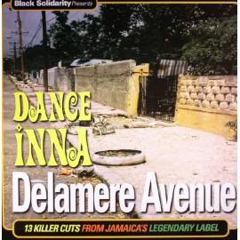 VARIOUS : LP Black Solidarity Presents Dance Inna Delamere Avenue