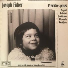JOSEPH FISHER : Premières Prises