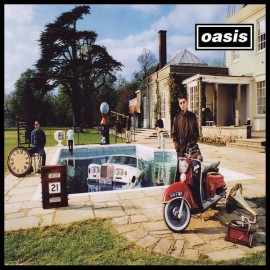 OASIS : LPx2 Be Here Now