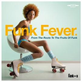VARIOUS : LP Funk Fever