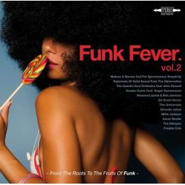 VARIOUS : LP Funk Fever Vol.2