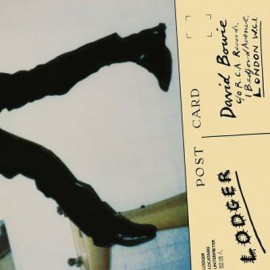 BOWIE David : LP Lodger