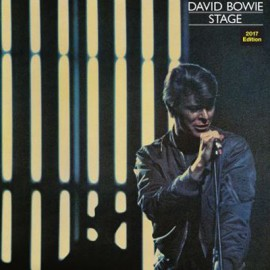 BOWIE David : LPx3 Stage