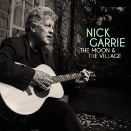 GARRIE Nick : LP+CD The Moon And The Village
