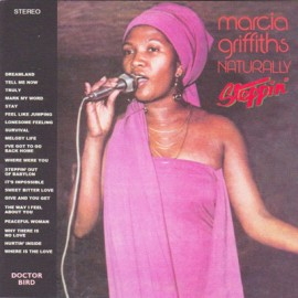 GRIFFITHS Marcia : CD Naturally / Steppin'