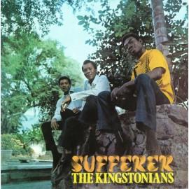 KINGSTONIANS (the) : CD Sufferer