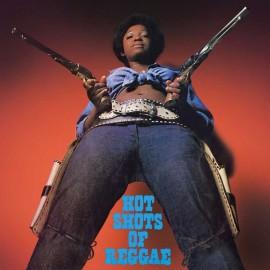 VARIOUS : CD Hot Shots Of Reggae