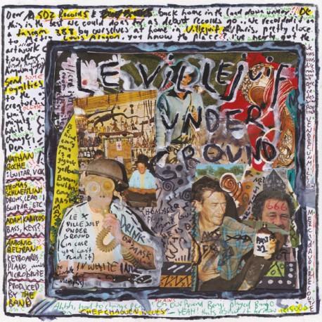 VILLEJUIF UNDERGROUND (le) : LP Le Villejuif Underground