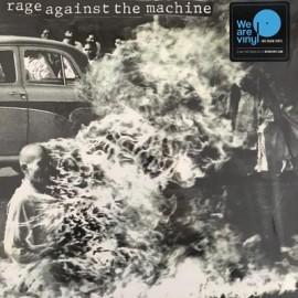 RAGE AGAINST THE MACHINE : LP Rage Against The Machine